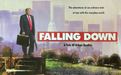 Donald Trump in «Falling Down» reboot
