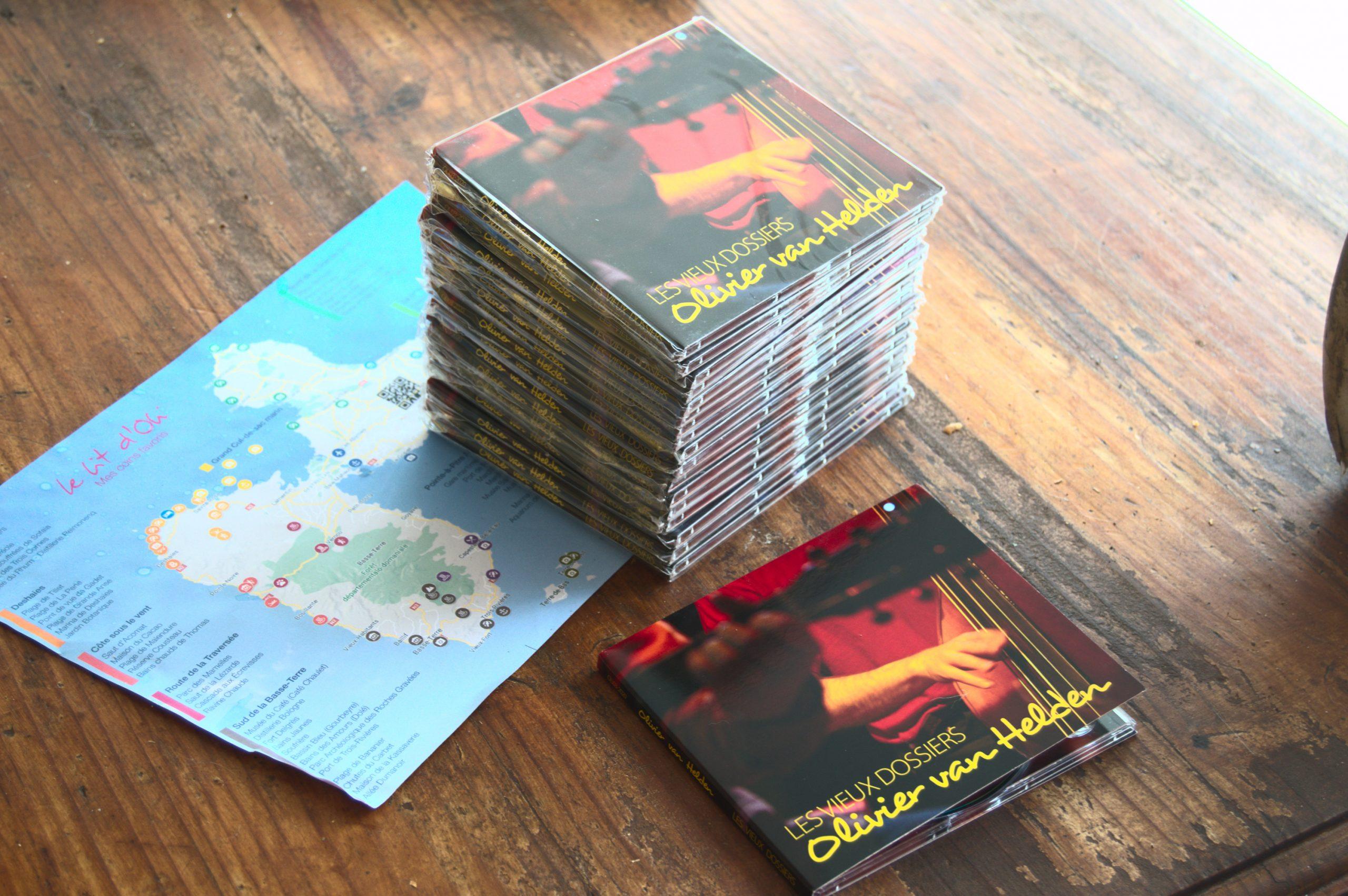 Presque plus de CD…