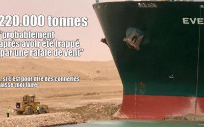 220.000 tonnes s'envolent au vent