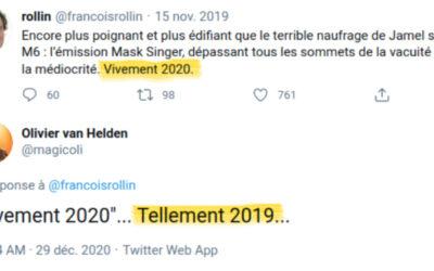 Tellement 2019…